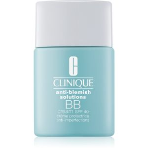 Clinique Anti-Blemish Solutions BB krém proti nedokonalostem pleti SPF 40 odstín Medium Deep 30 ml
