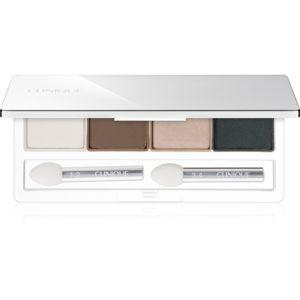 Clinique All About Shadow Quad oční stíny odstín 14 Skinny Dip 4,8 g