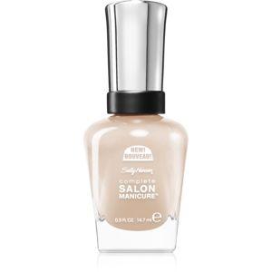 Sally Hansen Complete Salon Manicure posilující lak na nehty odstín 372 14,7 ml