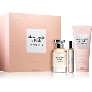 Abercrombie & Fitch Authentic dárková sada I. pro ženy