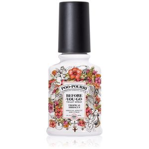 Poo-Pourri Before You Go sprej do WC proti zápachu Tropical Hibiscus 59 ml