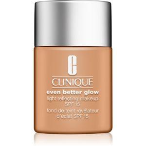 Clinique Even Better Glow make-up pro rozjasnění pleti SPF 15 odstín CN 62 Porcelain Beige 30 ml