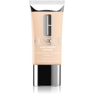 Clinique Even Better Refresh hydratační make-up s vyhlazujícím účinkem odstín CN 08 Linen 30 ml