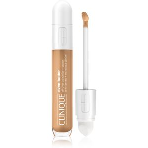 Clinique Even Better™ All-Over Concealer + Eraser krycí korektor odstín CN 78 Nutty 6 ml