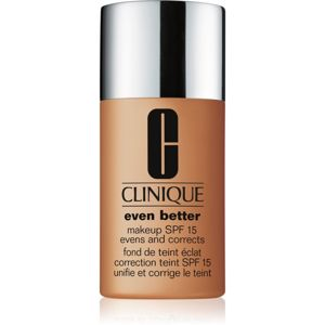 Clinique Even Better korekční make-up SPF 15 odstín WN 115.5 Mocha 30 ml