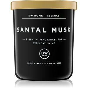 DW Home Santal Musk vonná svíčka 107.73 g