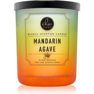 DW Home Mandarin Agave vonná svíčka 425,53 g