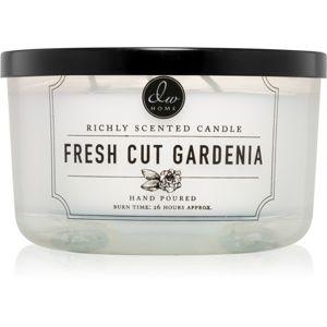 DW Home Fresh Cut Gardenia vonná svíčka 363,44 g