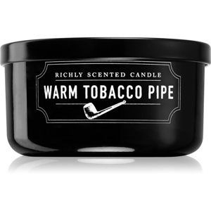 DW Home Warm Tobacco Pipe vonná svíčka 131,96 g