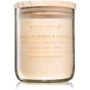 DW Home White Pumpkin + Vanilla vonná svíčka 500,94 g