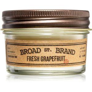 KOBO Broad St. Brand Fresh Grapefruit vonná svíčka I. (Apothecary) 113 g