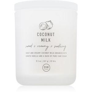 DW Home Prime Spa Coconut Milk vonná svíčka 241 g