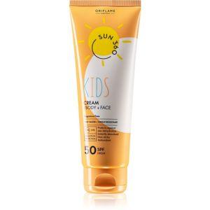 Oriflame Sun 360 opalovací krém pro děti SPF 50 125 ml