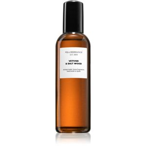 Vila Hermanos Apothecary Vetiver & Salt Wood bytový sprej 100 ml