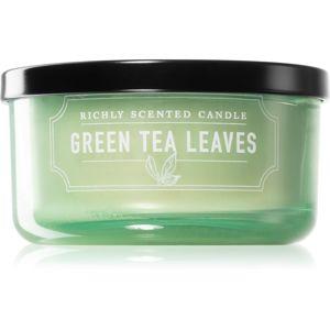 DW Home Green Tea Leaves vonná svíčka 131,96 g