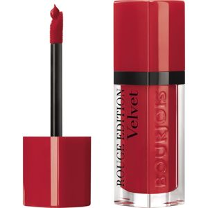 Bourjois Rouge Edition Velvet tekutá rtěnka s matným efektem odstín 18 It's Redding Men 7,7 ml