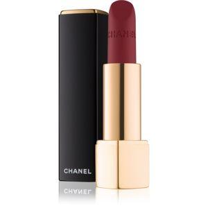 Chanel Rouge Allure Velvet sametová rtěnka s matným efektem odstín 63 Nightfall 3,5 g