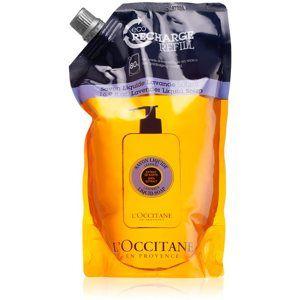 L'Occitane Lavender tekuté mýdlo náhradní náplň