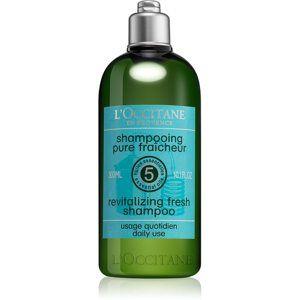 L'Occitane Aromachologie revitalizační šampon pro suché vlasy