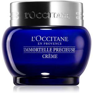 L'Occitane Immortelle pleťový krém pro normální a suchou pleť 50 ml