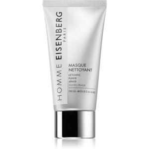 Eisenberg Homme Masque Nettoyant čisticí maska pro všechny typy pleti 75 ml