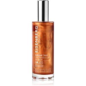 Eisenberg Sublime Tan opalovací olej na obličej a tělo SPF 6