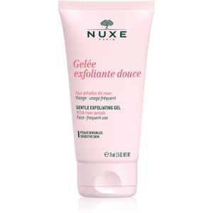 Nuxe Cleansers and Make-up Removers čisticí peeling pro citlivou pleť 75 ml