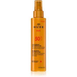 Nuxe Sun sprej na opalování s vysokou UV ochranou