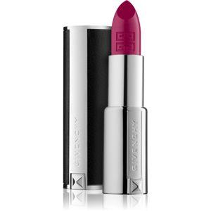 Givenchy Le Rouge matná rtěnka odstín 315 Framboise Velours 3,4 g