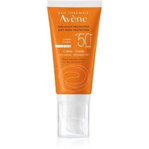 Avène Sun Sensitive ochranný krém SPF 50+