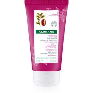 Klorane Cupuaçu Listy fíkovníku vyživující tělové mléko 75 ml