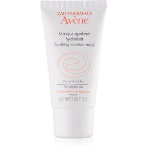 Avène Skin Care zklidňující a hydratační maska