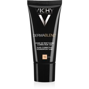 Vichy Dermablend korekční make-up s UV faktorem odstín 15 Opal 30 ml