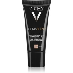 Vichy Dermablend korekční make-up s UV faktorem odstín 30 Beige 30 ml