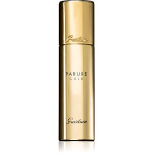 GUERLAIN Parure Gold Radiance Foundation rozjasňující fluidní make-up SPF 30 odstín 24 Medium Golden 30 ml