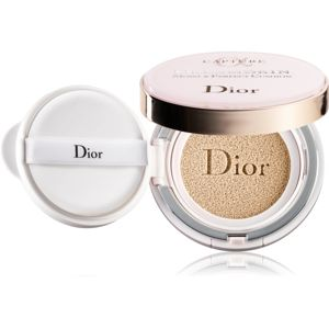 Dior Dreamskin Moist & Perfect Cushion Hydratační make-up v houbičce SPF 50 odstín 010 2x15 g