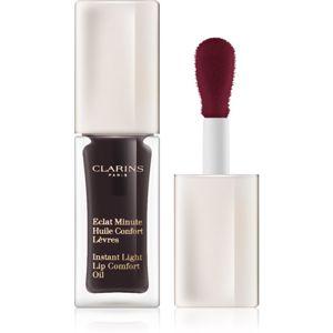 Clarins Lip Make-Up Instant Light vyživující péče na rty odstín 08 Blackberry 7 ml