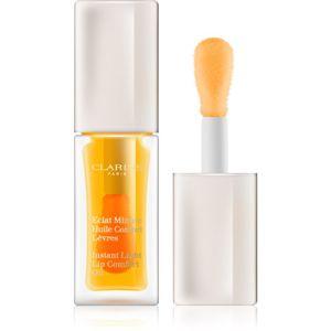 Clarins Lip Make-Up Lip Comfort Oil vyživující péče na rty odstín 01 Honey 7 ml