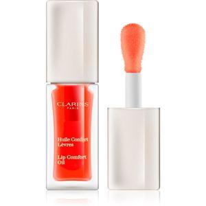 Clarins Lip Make-Up Instant Light vyživující péče na rty odstín Tangerine 7 ml