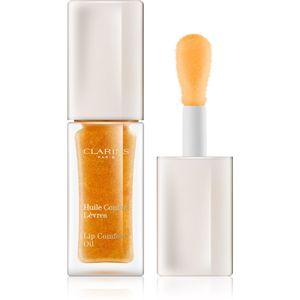 Clarins Lip Make-Up Lip Comfort Oil vyživující péče na rty odstín 07 Honey Glam 7 ml