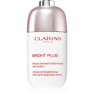 Clarins Bright Plus Advanced dark spot-targeting serum rozjasňující pleťové sérum proti tmavým skvrnám 50 ml