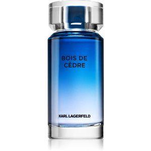 Karl Lagerfeld Bois De Cèdre toaletní voda pro muže 100 ml