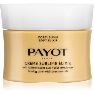 Payot Body Élixir výživný a zpevňující tělový krém