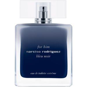 Narciso Rodriguez For Him Bleu Noir Extrême toaletní voda pro muže 100 ml