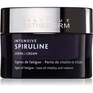 Institut Esthederm Intensive Spiruline Cream vysoce koncentrovaný revitalizační krém k péči o unavenou pleť 50 ml