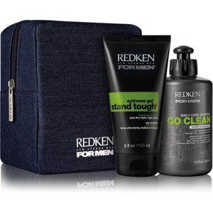 Redken For Men Go Clean kosmetická sada II.