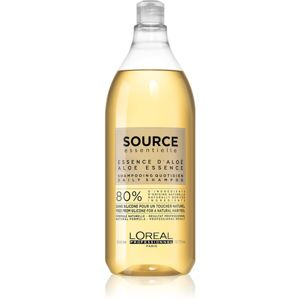 L'Oréal Professionnel Source Essentielle Acacia Leaves & Aloe Essence denní šampon na vlasy 1500 ml