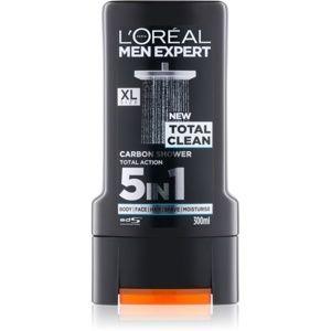 L'Oréal Paris Men Expert Total Clean sprchový gel 5 v 1
