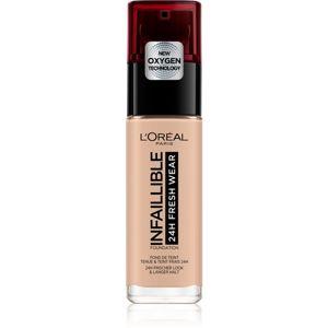 L'Oréal Paris Infaillible dlouhotrvající tekutý make-up odstín 110 Rose Vanilla 30 ml