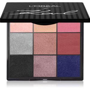 L'Oréal Paris Karl Lagerfeld Limited Collection paletka očních stínů